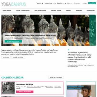 Sharing Yoga Knowledge - - Yogacampus
