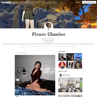 ArchiveBay.com - flowerchamber.tumblr.com - Flower Chamber