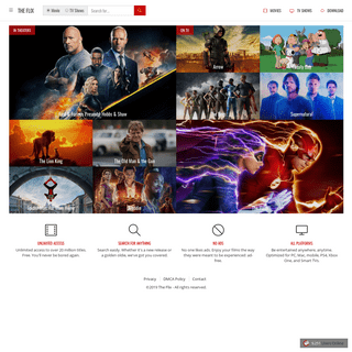 The Flix - Movie And Tv Streaming