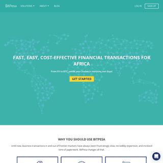 ArchiveBay.com - bitpesa.co - BitPesa