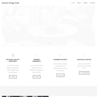 Kristy's Village Cafe – Just another VEBA Website