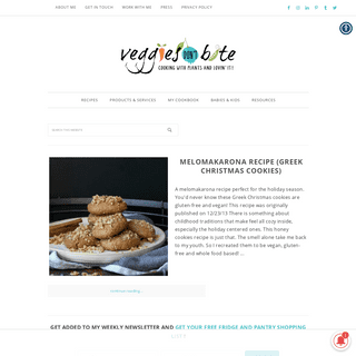 ArchiveBay.com - veggiesdontbite.com - Plant-Based, Gluten-Free and Sugar-Free Vegan Recipes - Veggies Don't Bite