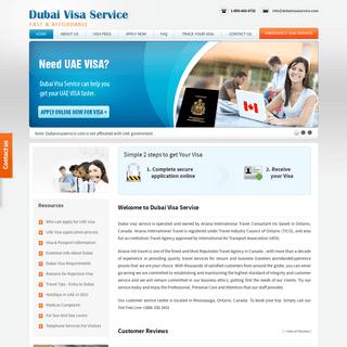 ArchiveBay.com - dubaivisaservice.com - Dubai Visa Service - UAE visa online - Emergency Visa