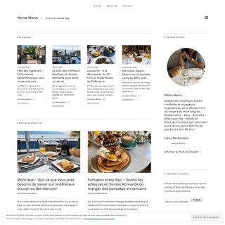 Mona-Mona - Food and Lifestyle Blog