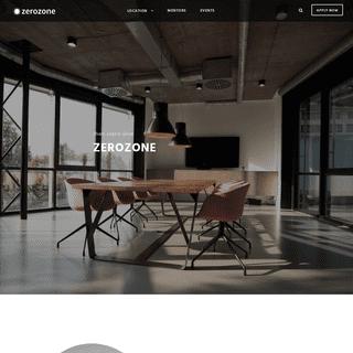 ZEROZONE – Startup Sharing Community