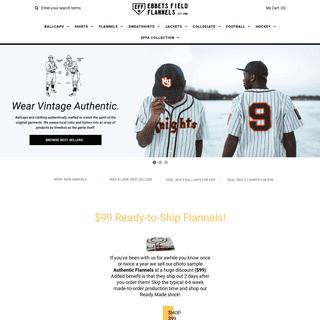 ArchiveBay.com - ebbets.com - Ebbets Field Flannels, Vintage Throwback Jerseys, Baseball Caps, Tees