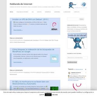 Hablando de Internet & SEO- Información útil