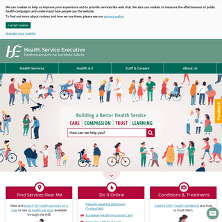 ArchiveBay.com - hse.ie - Ireland's Health Services - HSE.ie