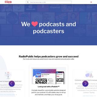 RadioPublic - Free Podcasts