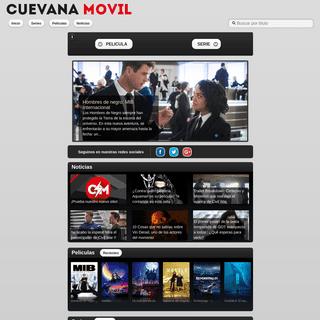 Cuevana Movil - Inicio