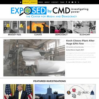 EXPOSEDbyCMD - Investigating Power
