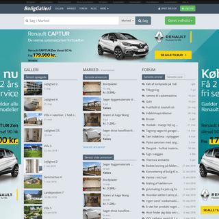 ArchiveBay.com - boliggalleri.dk - Boliggalleri.dk - Alt om boliger - Galleri, forum, brugt marked og video