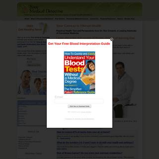 Functional Medicine Get Healthy Now, Naturally Alternative Health Information