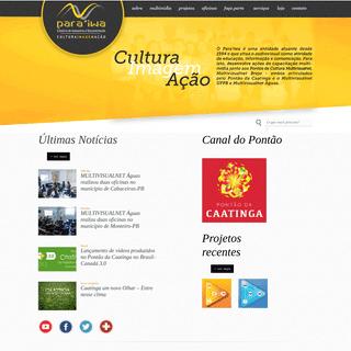 ArchiveBay.com - paraiwa.org.br - Para'iwa - Cultura, imagem e ação - Cultura, imagem e ação Para'iwa – Cultura, imagem e ação