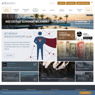 J&T Banka - J&T Banka