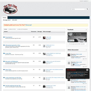 ArchiveBay.com - fiattipoclub.it - Forum - Forum Fiat Tipo Club