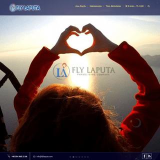 Fly Laputa - Fethiye Yamaç Paraşütü ve Tatil Aktiviteleri