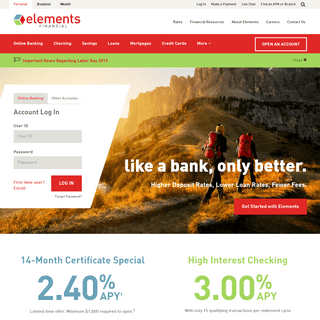 ArchiveBay.com - elements.org - Home - Elements Financial
