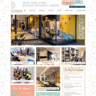 Ouimum's Marseille - Salon de thé-boutique ateliers mamans-club enfants