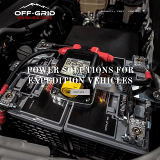 Off-Grid Engineering