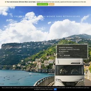 Accueil - Le Voyageur - Constructeur de camping-cars haut-de-gamme