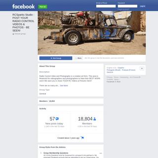RCSparks Studio - POST YOUR RADiO CONTROL ViDEOS & PHOTOS - BE SEEN! Public Group - Facebook