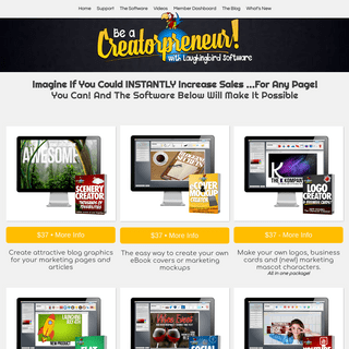 Easy Graphics Software for Mac and Windows - Laughingbird Software