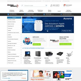 inmac wstore - Revendeur informatique pour les professionnels