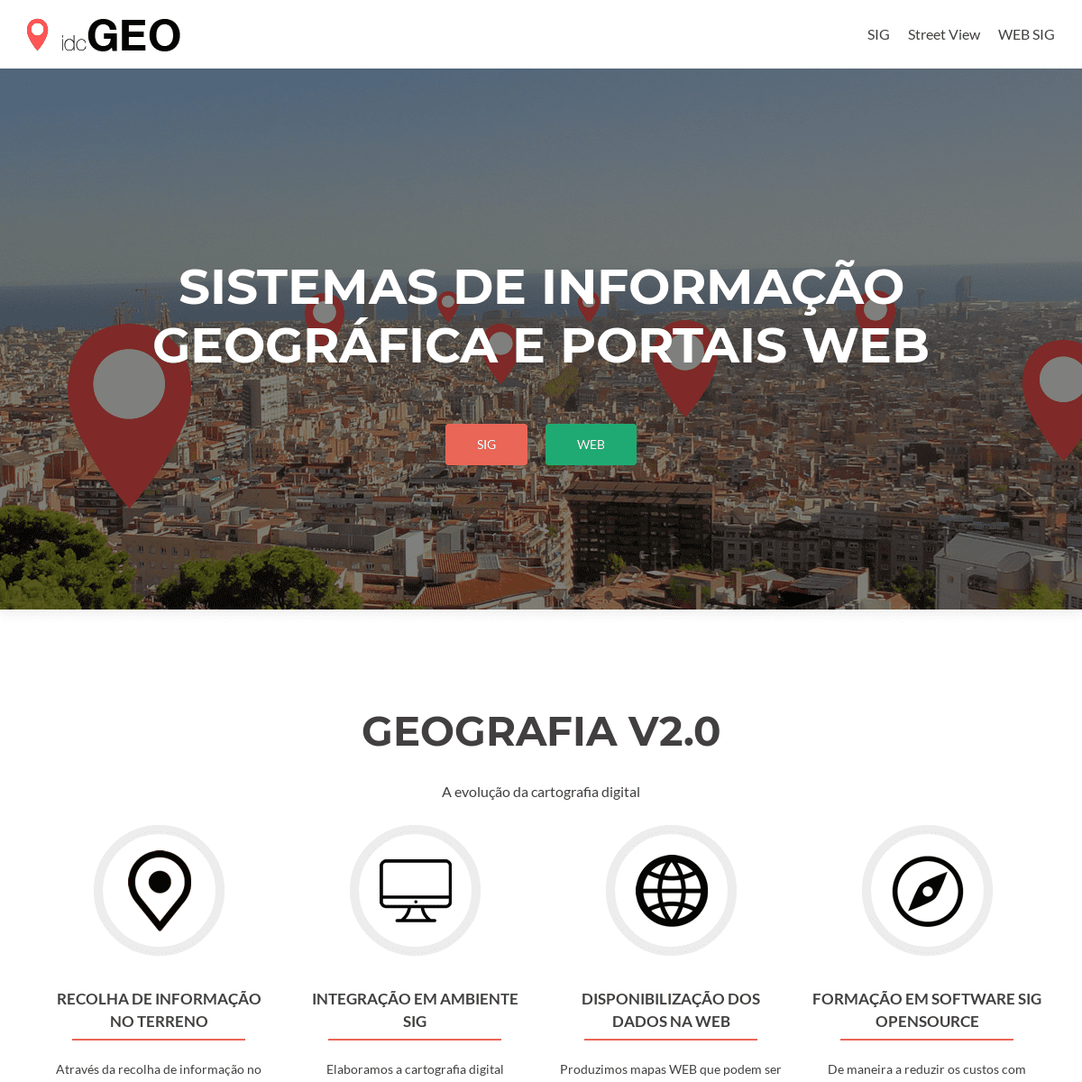 ArchiveBay.com - idcgeo.pt - idcGEO - SIG e WEB