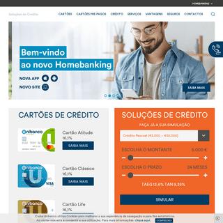 Cartões Unibanco e Soluções de Crédito Pessoal - Unibanco