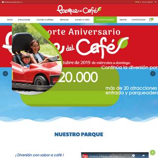 Parque del Café - Naturaleza y diversión - Parque de café