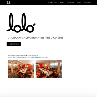 A complete backup of lolosf.com