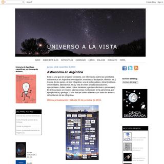 ArchiveBay.com - universoalavista.blogspot.com - Universo a la vista 1