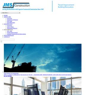 JMS Construction, Inc.