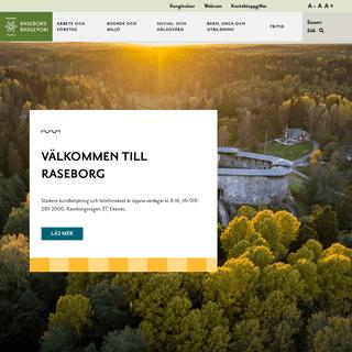 Hem - Raseborg