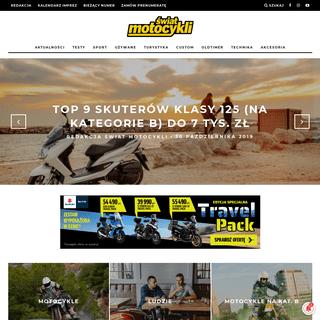 ArchiveBay.com - swiatmotocykli.pl - Świat Motocykli - testy motocykli - motocykle używane - skutery - porady