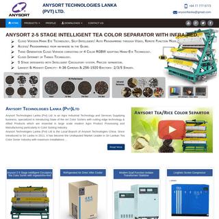 ArchiveBay.com - anysortlanka.com - Anysort Technologies Lanka (Pvt) Ltd.