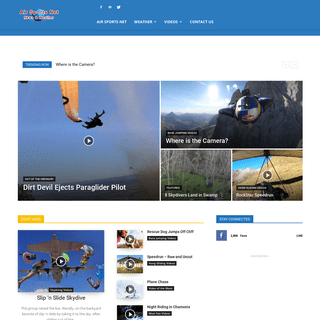 Air Sports Net - Aviation News and Weather