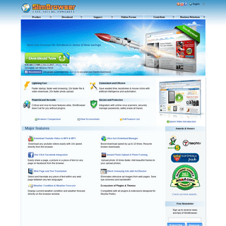 Fastest web browser for Windows
