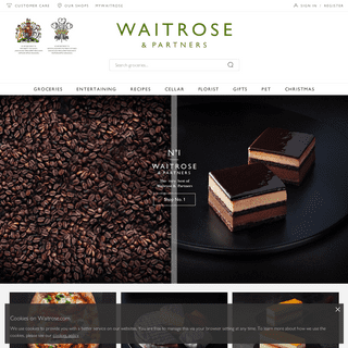 Waitrose & Partners - Food - Drink - Recipes