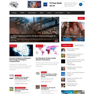 ArchiveBay.com - exposingtruth.com - Exposing The Truth