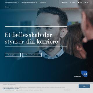 ArchiveBay.com - djoef.dk - Bliv medlem af en stærk og ambitiøs fagforening - Djøf