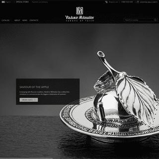 Vladimir Mikhailov – Orthodox jewellery online shop