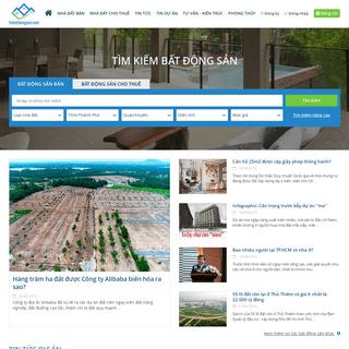 Bất động sản - Mua bán nhà đất - Cho thuê nhà đất