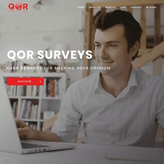 QOR Surveys