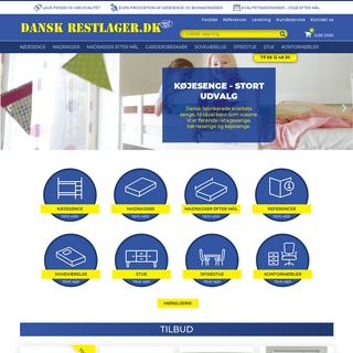 ArchiveBay.com - danskrestlager.dk - billige køjesenge danske kvalitetsmøbler