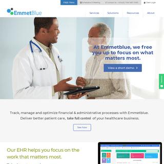 ArchiveBay.com - emmetblue.ng - Built For The Healthcare Industry - Emmetblue