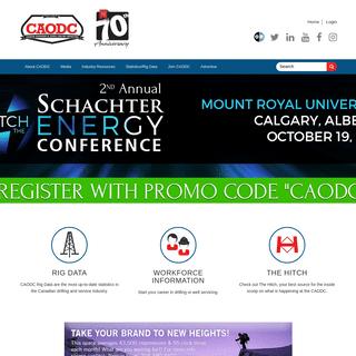 CAODC Member Portal