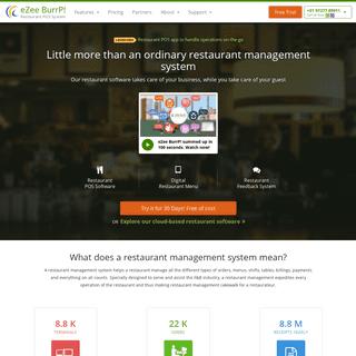 Restaurant POS Software - Restaurant Management System & Bar POS