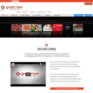 Great River Learning -